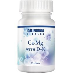 Ca-Mg with D+K 30 tabletek