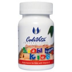 Lion Kids + D-Vitamin