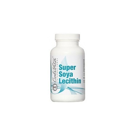 Super Soya Lecithin - 100 kaps.